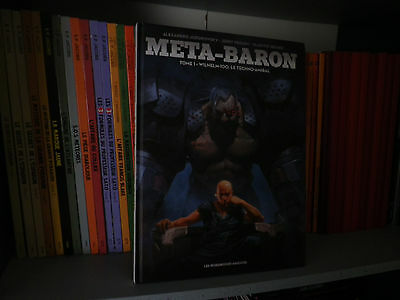 Meta-Baron, tome 1 : Wilhem-100, Le Techno-Amiral - BD - Science-Fiction