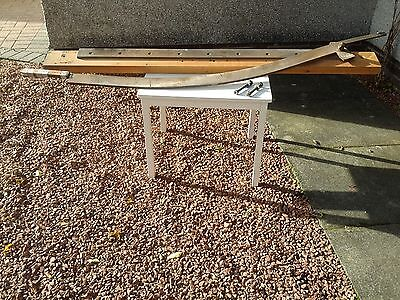 Picture framing equipment. Large guilotine/board cutter. LOCAL COLLECTION