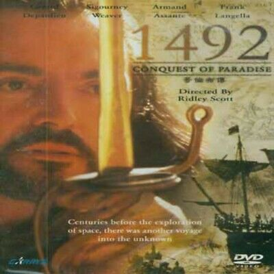 1492: Conquest of Paradise (2002, DVD NEW)