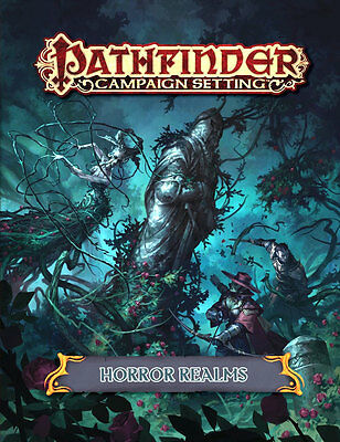 Pathfinder RPG: Campaign Setting - Horror Realms PZO 9297