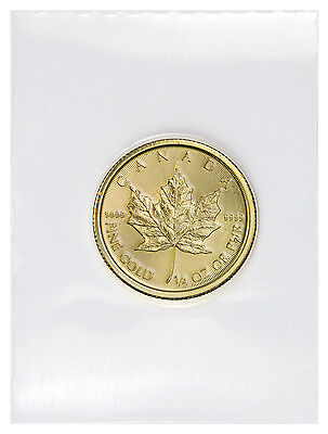 2017 Canada $10 1/4 Oz Gold Maple Leaf (Sealed in Mint Plastic) SKU44195
