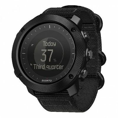 Suunto Traverse Alpha Stealth SS022469000  GPS Military Outdoor Watch 04US