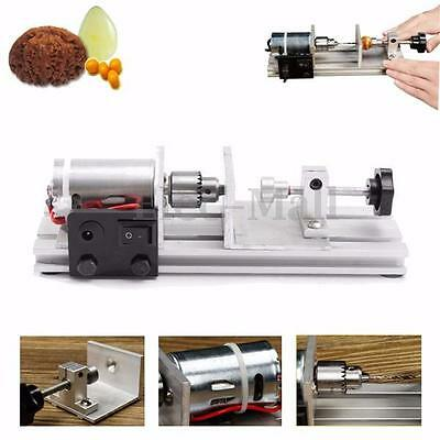 50V Pearl Drilling Holing Machine Driller Beads Making Tool Jewelry Punch Maker