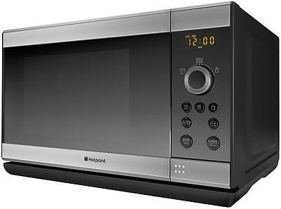 Hotpoint - MWH2322XUK - 23l 800w Microwave With Grill - Stainless Steel