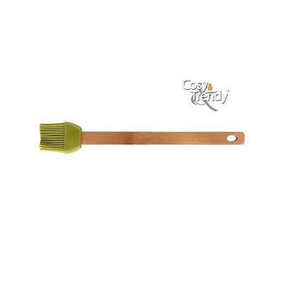 COSY & TRENDY- Brosse pâtissier ECOSY GREEN Bambou/silicone