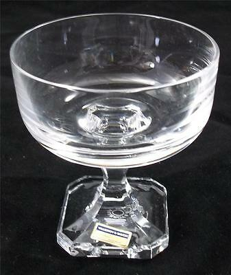 Villeroy & and Boch MERCURY Champagne cocktail glass 24% lead crystal glass NEW