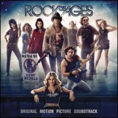 Rock Of Ages - Various Artists (2012, CD NEW)