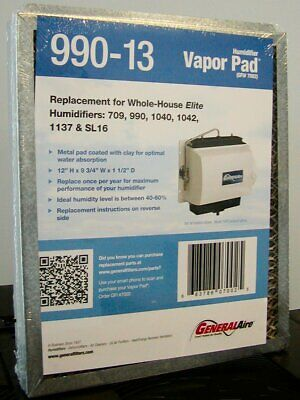Generalaire 990-13 Humidifier Water Panel Filter Pad