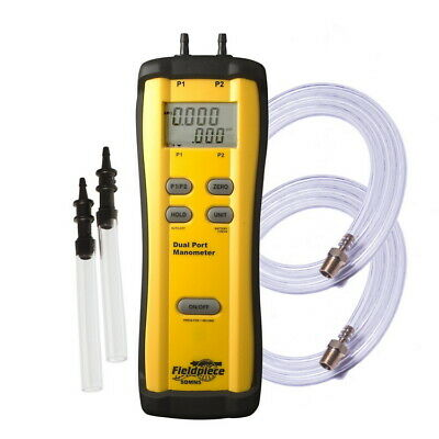 Fieldpiece SDMN5 Dual Port Manometer