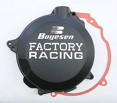 Boyesen Black Factory Racing Clutch Cover