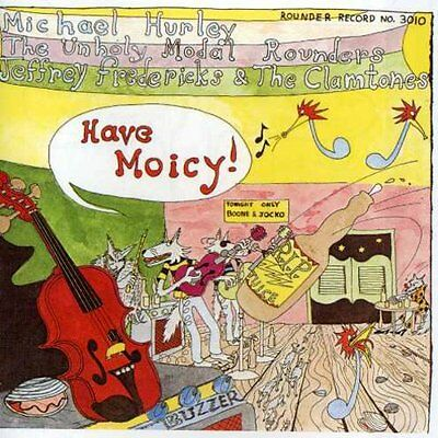The Holy Modal Rounders - Have Moicy [New CD]