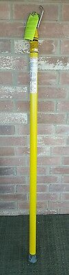 Hastings Hv-220 Telescopic 21 Ft Hot Stick New Free Shipping