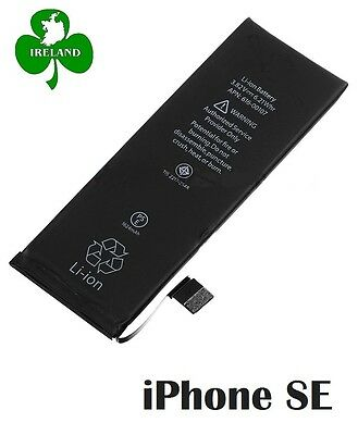 For Apple iPhone SE Internal Battery Replacement New 1624mAh 3.82V 6.21Wh