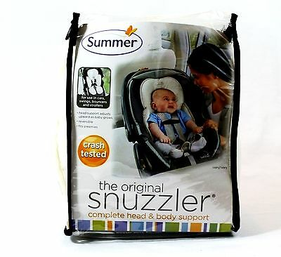 Summer Infant Snuzzler Support for Car Seats and Strollers EUC Color Choice