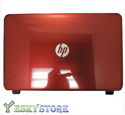 NEW HP 15G 15-R030WM Series LCD Back Cover Rear Lid 760964-001 Red US Seller