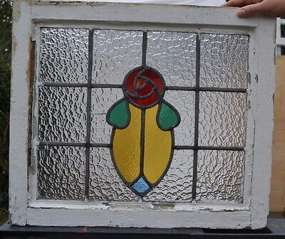 Art deco leaded light stained glass window. B419. WORLDWIDE DELIVERY!!!