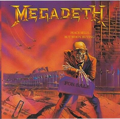 Megadeth - Peace Sells But Who's Buying [New Vinyl] Explicit, Ltd Ed, 180 Gram