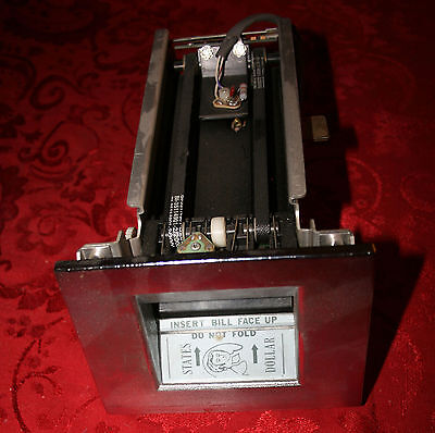 Rowe BA50 Bill Acceptor - Good Clean Units - 100% Complete - Tested - Working