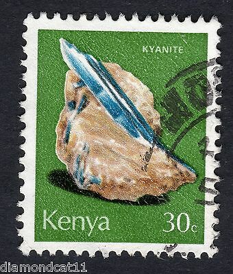 1977 Kenya 30c Kyanite SG 109 Very Good Used R12307