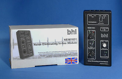 NEIM1031 MKII Amplified DSP Noise Eliminating In-line Module