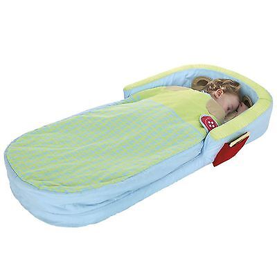 My First Bear Hug Ready Bed - All-In-One Sleepover Solution New