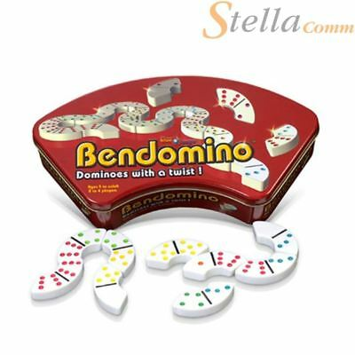 Paul Lamond Games Bendominoes Dominoes With A Twist Game