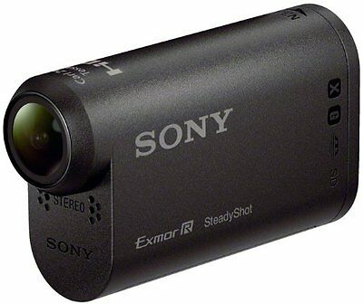Sony HDR-AS15 Full 1080p HD WiFi Action Camera Video Camcorder – Black