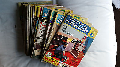 Practical Householder Magazines - DIY  Vintage
