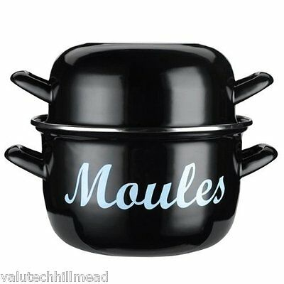 Kitchen Craft World of Flavours Multi-Pot with Lid, 18cm