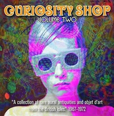 Various Artists - Curiosity Shop: A Collection of Rare Aural Antiquities and Obj