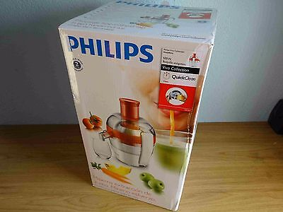 Philips Juicer Viva Collection, Quickclean, 500W HR1832 Red, Smoothie maker