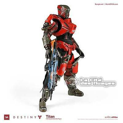 Destiny Titan 1/6 Action Figurine Figure 32cm ThreeA 3A Toys Bungie in stock