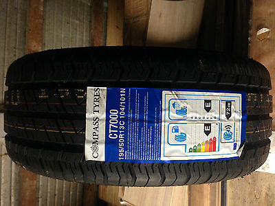 Ifor Williams Wheel/tyre