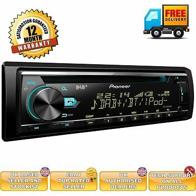 Pioneer DEH-X7800DAB Car Bluetooth Stereo DAB+ iPod iPhone Android