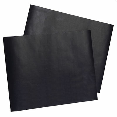 Thick Teflon PTFE Coated Oven Liner For Fan Assisted Ovens & Cookers 50x 40cm X2
