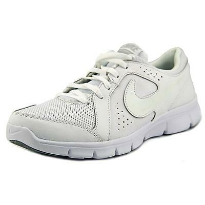 Nike Flex Experience LTR (GS) Youth US 7 White Sneakers