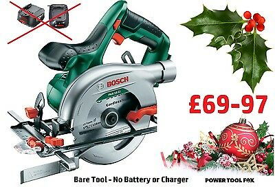 50 ONLY - Bosch PKS 18 Li Cordless CIRCULAR SAW 06033B1300 3165140743266 *