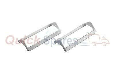 818205p Fisher & Paykel Handle Basket Wh Hf (Pkt 2)
