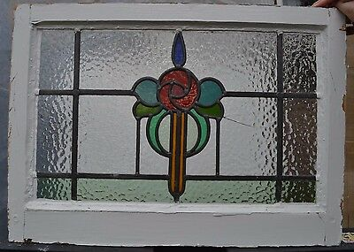 Leaded light stained glass window. B344d. WORLDWIDE DELIVERY!!!