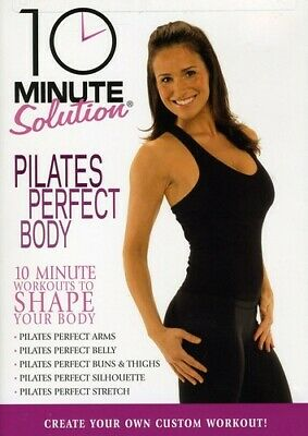 10 Minute Solution: Pilates Perfect Body (2008, REGION 1 DVD New)