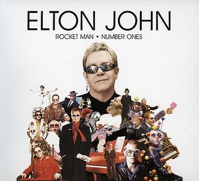 Elton John - Rocket Man: Number Ones [New CD] Rmst, Special Packaging