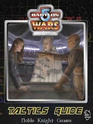 Agents of Gaming Babylon 5 Wars Tactics Guide SC NM