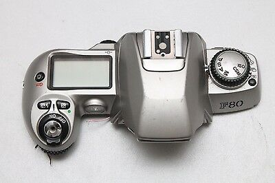 NIKON F80 N80 TOP PLATE COVER (other parts available-please ask)