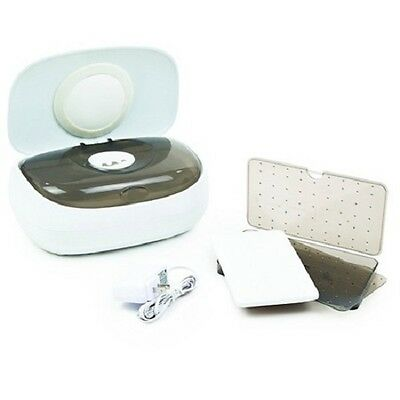 Prince Lionheart Baby Wipes Warmer White - Everfresh System