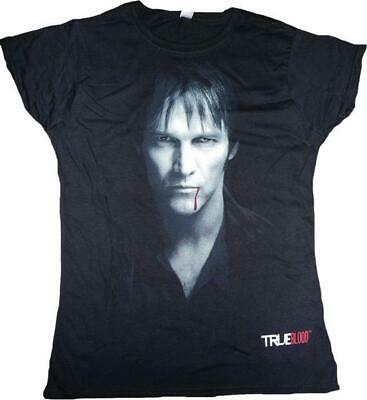 True Blood - Bill Portrait - Ladies T-Shirt - Large Free Shipping!
