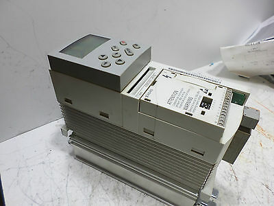 LENZE VFD VARIABLE SPEED DRIVE .55kW - E82EV551K4B - 415AC w/I/O + Prog Module