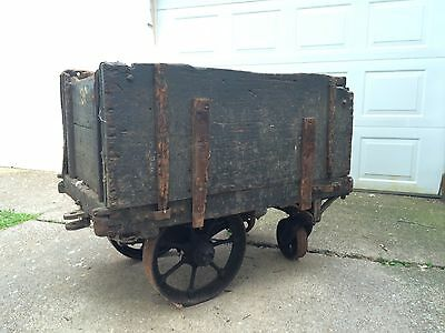 Griswold Foundry Cart