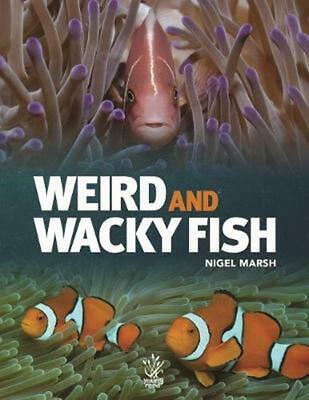 Yr: Weird & Wacky Fish by Nigel Marsh Free Shipping!