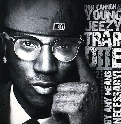 Young Jeezy, DJ Drop/Young Jeezy - Trap or Die 2 [New CD]