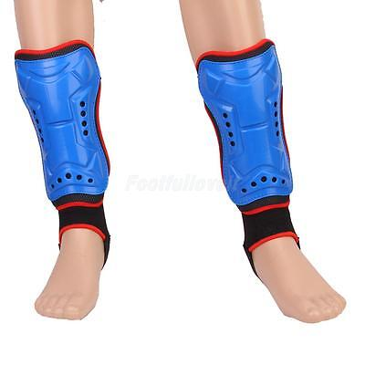 Pair Youth Adult's Football Soccer Shinpads Shin Pads Guard Protection Gear